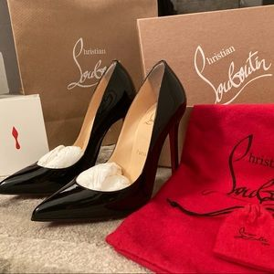 "Christian Louboutin ""So Kate"" heels"